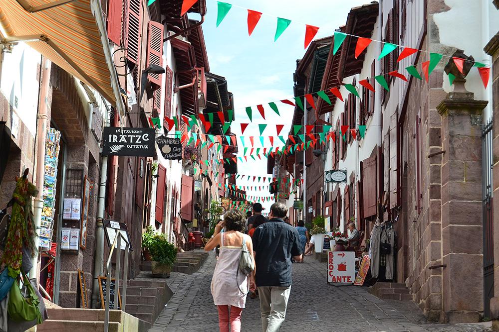 Les visites incontournables du pays basque 64 - Biarritz saint jean pied de port ...